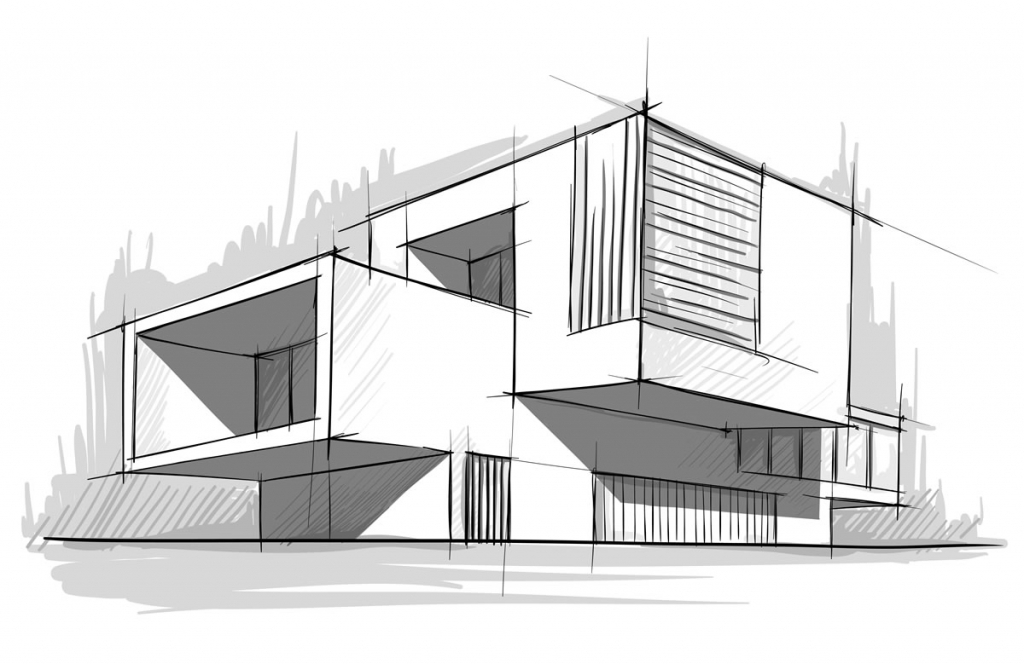 Simple Architectural Drawing 1000 Images About Architectural Drawings On Pinterest